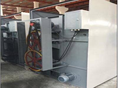 如何正确安装工业烘干机的排风管路